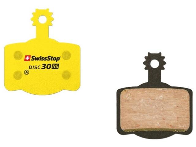 SwissStop Disc 30 RS Schijfrem Pads voor Magura MT 2/MT 4/MT 6/MT 8/Campagnolo Road Disc